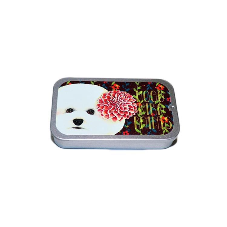 トリーツ缶:角型【ノルディックビション】